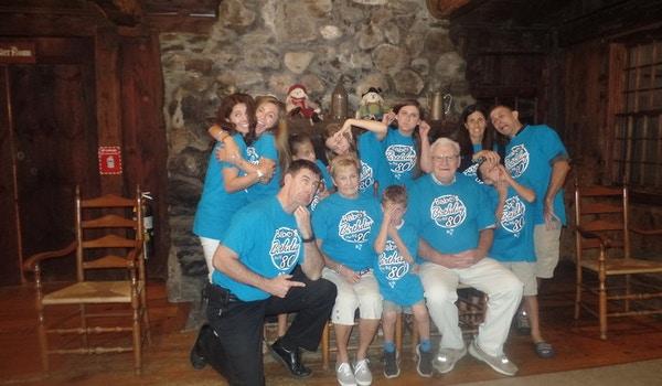 Babci's 80th Bday T-Shirt Photo