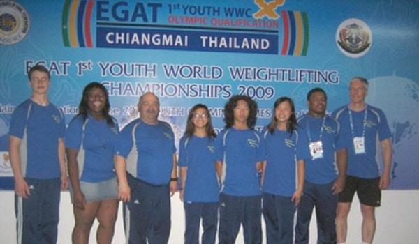 Usa's 2009 Youth World Champ Team T-Shirt Photo