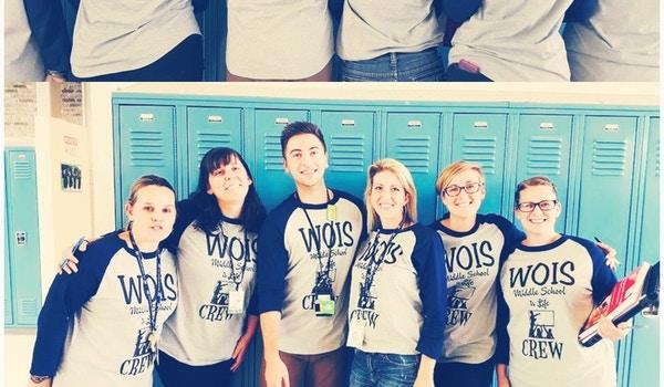 Wois Middle School T-Shirt Photo