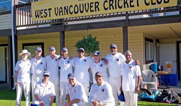 Marin Titans Cricket Tour T-Shirt Photo