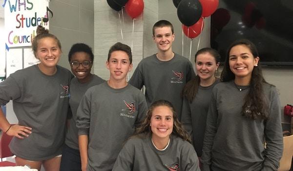 Student Council Bonding T-Shirt Photo