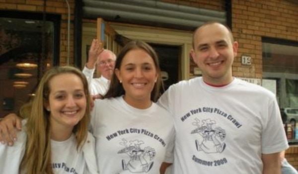 Nyc Pizza Crawl T-Shirt Photo
