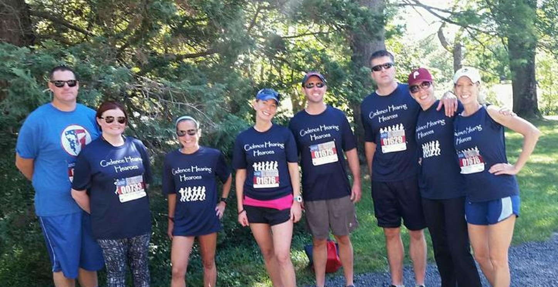 9/11 Heroes Run T-Shirt Photo