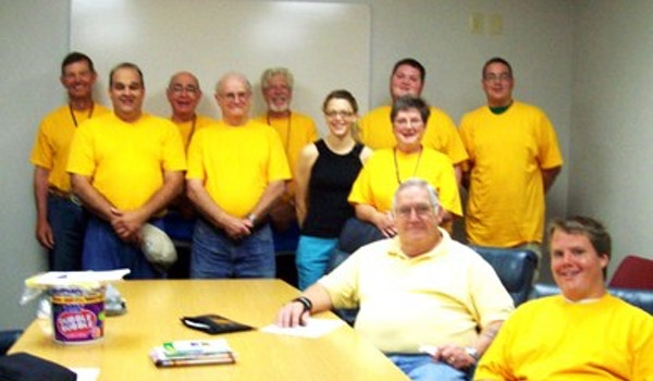 Calvary Baptist Bus Ministry Team T-Shirt Photo