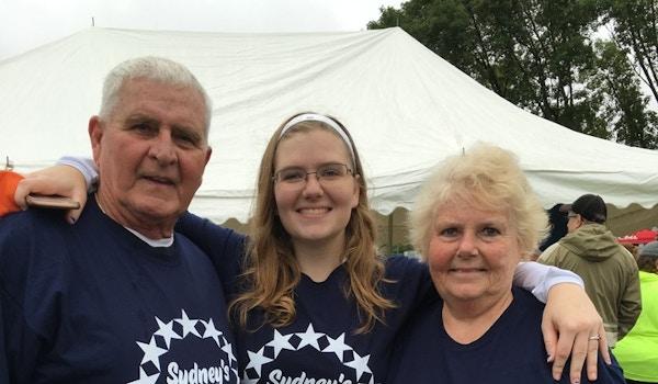 Sydney's Family  T-Shirt Photo