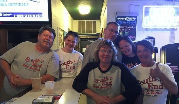 South End Bar & Grill T-Shirt Photo