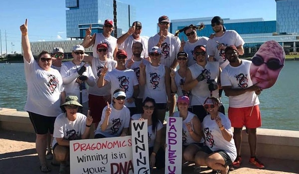 Dragonomics2016 T-Shirt Photo