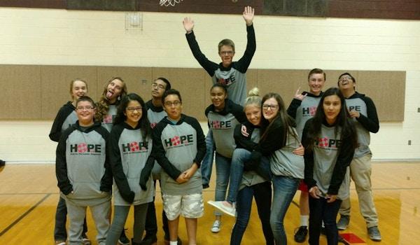 Dms Hope Squad T-Shirt Photo