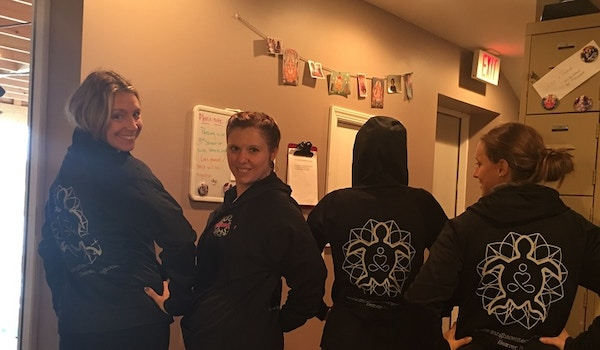 Zip Up Hoodies Are Great For Fall! T-Shirt Photo