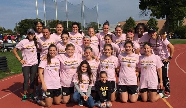 Aic Women's Lacrosse  T-Shirt Photo