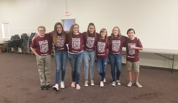 Bible Quiz Team T-Shirt Photo