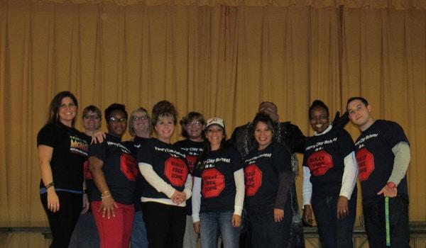Bullying Prevention Squad T-Shirt Photo