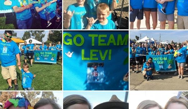 Team Levi T-Shirt Photo