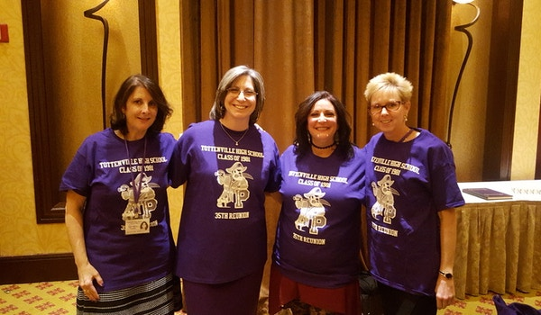 Tottenville Hs Class Of 1981   35th Reunion  T-Shirt Photo