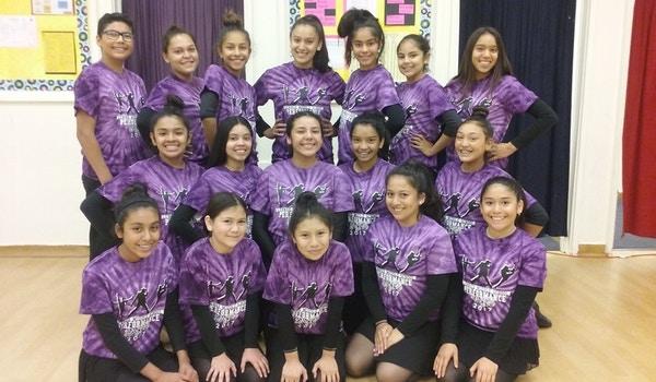 Lennox Middle School Performance Dance T-Shirt Photo