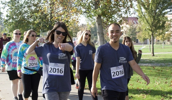 Hike For Hearing 5k At Fresno State T-Shirt Photo