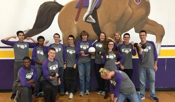 Chicago Christian High School Scholastic Bowl Team T-Shirt Photo