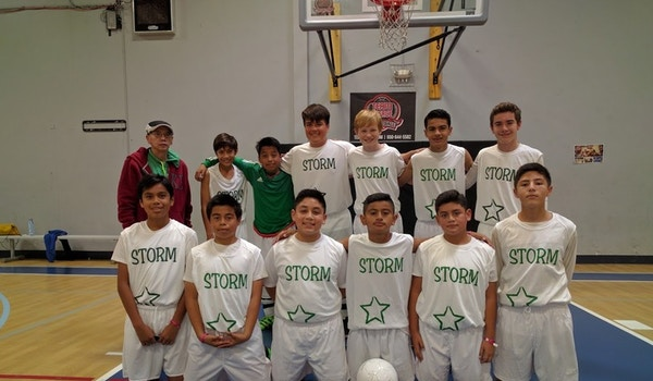 Storm U14 Indoor Soccer 2016 T-Shirt Photo