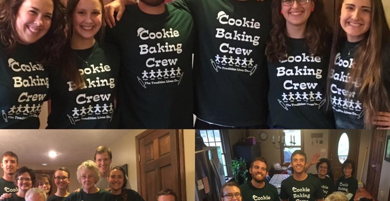 Cookie Baking Crew! T-Shirt Photo