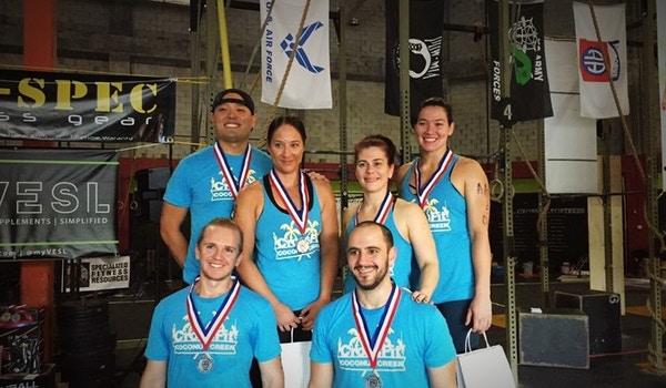 Crossfit Coconut Creek Champions  T-Shirt Photo