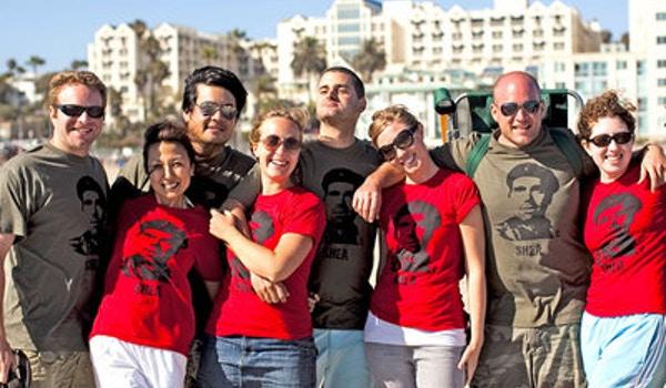 Shea Fan Club T-Shirt Photo