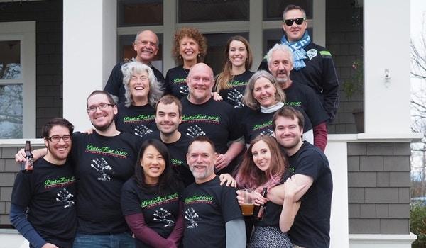 Port Townsend Pasta Fest 2016 T-Shirt Photo