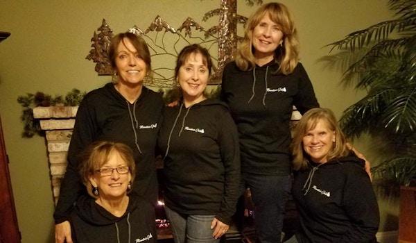 Mountain Girls T-Shirt Photo