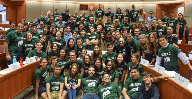 Harvard Business School Section G T-Shirt Photo