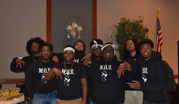 M.O.B.   Maintaining Our Blessings T-Shirt Photo