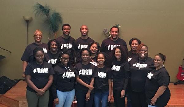 Destiny Global Ministries ~ Dgm T-Shirt Photo