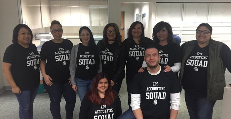 Accounting Squad T-Shirt Photo