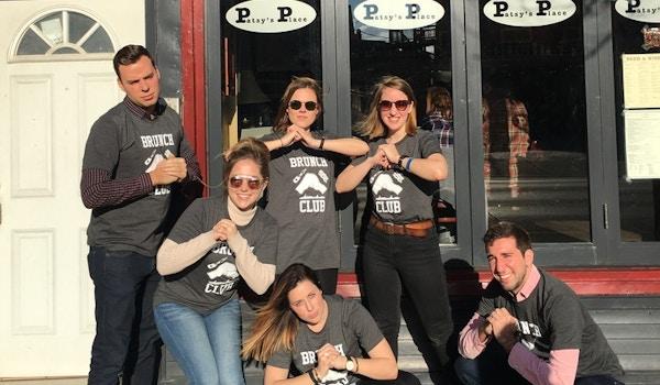 The Brunch Club Does...Custom Ink T-Shirt Photo
