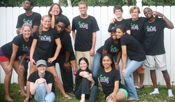Flipside Cast T-Shirt Photo