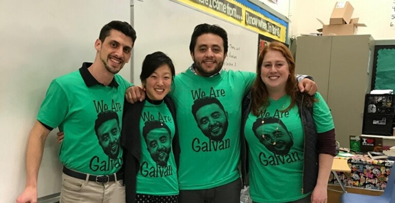 School Community Love  T-Shirt Photo