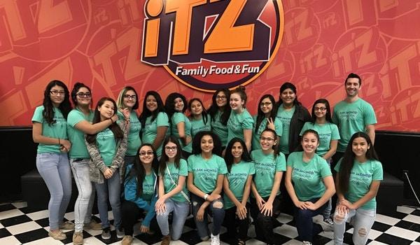 San Jacinto Choir After Competiton T-Shirt Photo