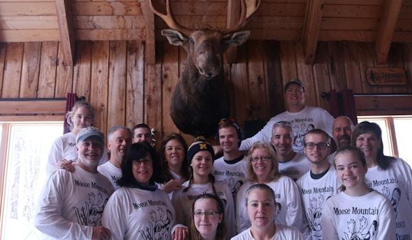 Moose Mtn Ski House T-Shirt Photo