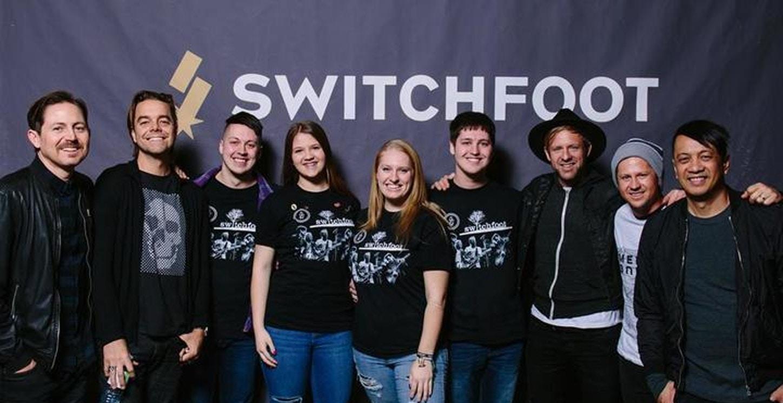 Switchfoot Concert T-Shirt Photo
