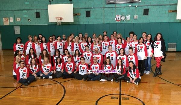 Ps23 Is Public School Proud T-Shirt Photo