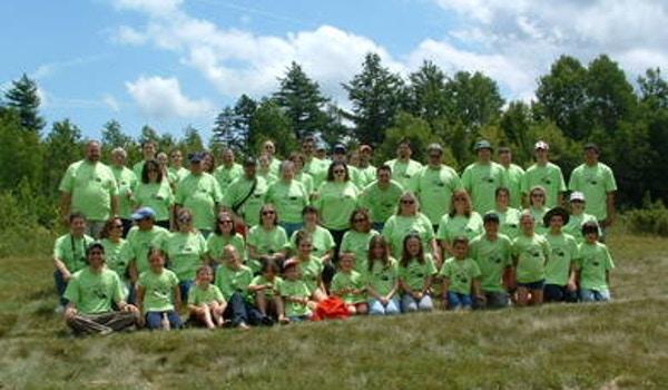43rd Family Reunion Sam & Jans Clan Branch T-Shirt Photo