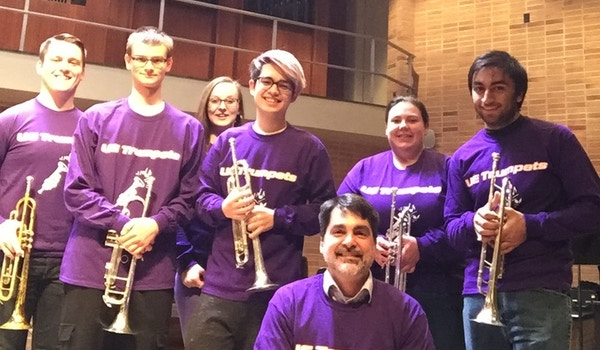 Ue Trumpets T-Shirt Photo