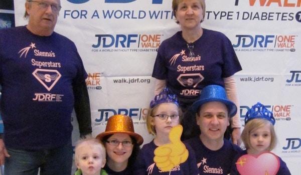 Jdrf Walk T-Shirt Photo