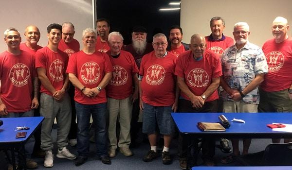 The Men Of St. Michael T-Shirt Photo