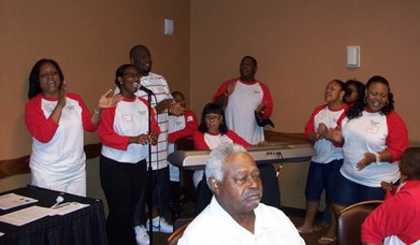 2009 Price Family Reunion @ Kalahari Resort In Sandusky, Oh T-Shirt Photo