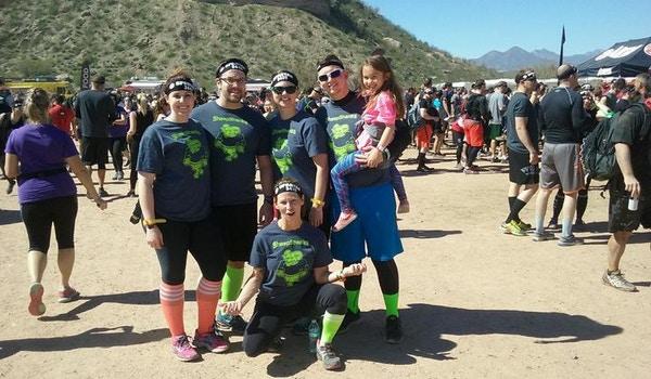 Spartan Team Ba Ooh!! T-Shirt Photo