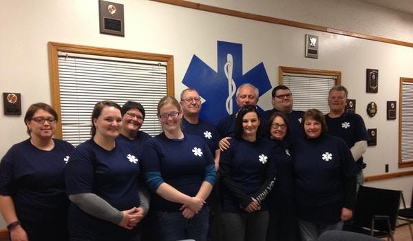Au Sable Forks Volunteer Ambulance Service T-Shirt Photo