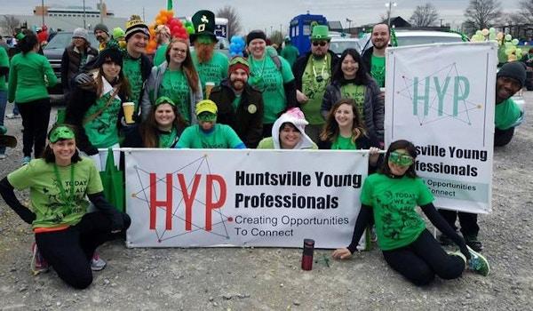 Hyp In Huntsville, Al's St. Patrick's Day Parade T-Shirt Photo