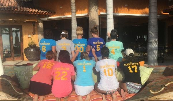 Team Kristin T-Shirt Photo