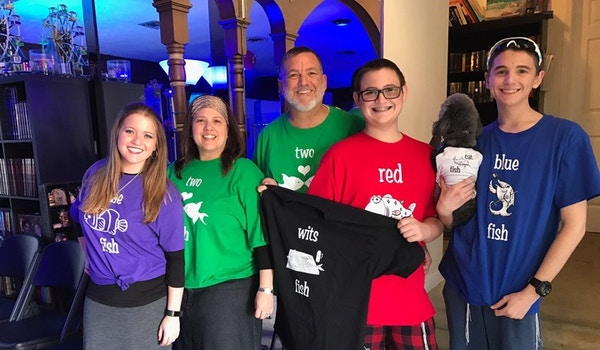 Purim Under The Sea T-Shirt Photo
