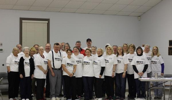 Berea Baptist Church Dental Bus Team T-Shirt Photo