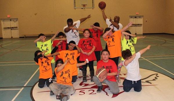 Indian Brook Children's Basketball T-Shirt Photo